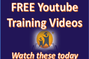 Free Youtube training videos 11+