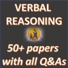 Verbal Reasoning Past Papers